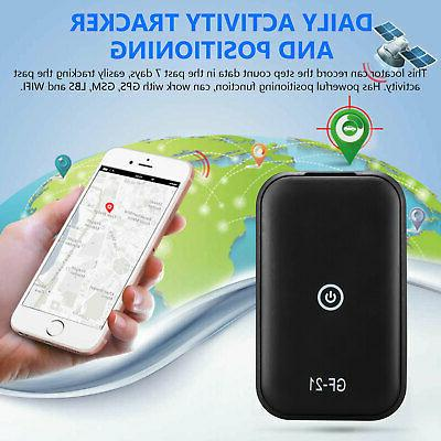 GF07 Mini GPS Time Locator