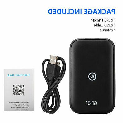 GF21 Magnetic GSM Mini GPS Tracker Tracking Locator Device For Car US