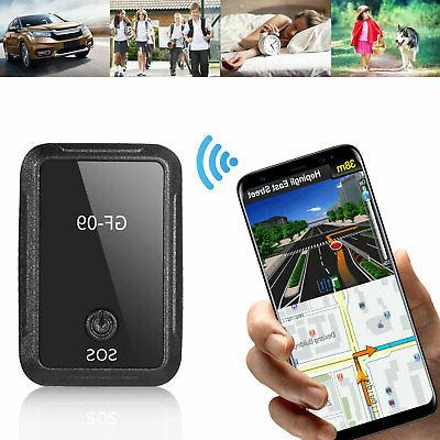 GF21 Magnetic GPS Tracking Device