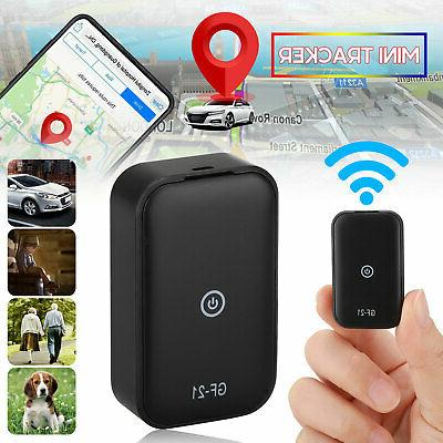 gf21 magnetic gsm mini gps tracker real