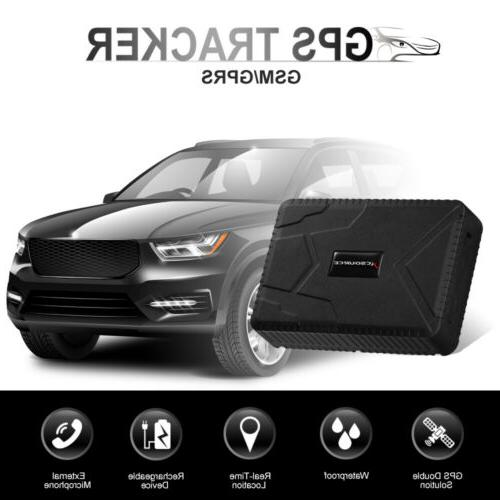 Car GPS Tracker Magnetic Vehicle Van Spy Personal Tracking D