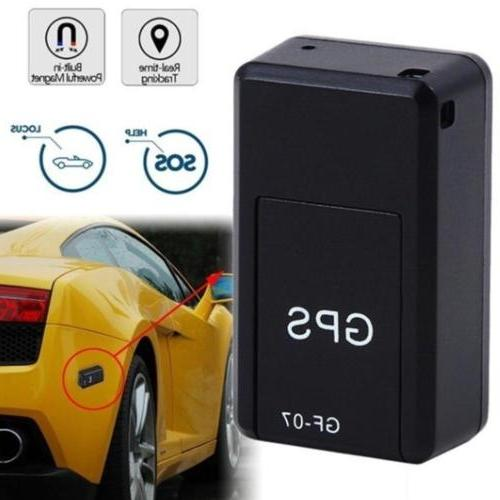 gps mini portable real time personal vehicle