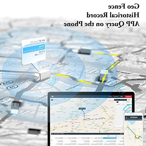GPS GT021 Hidden Tracking for Vehicle - Card - Service