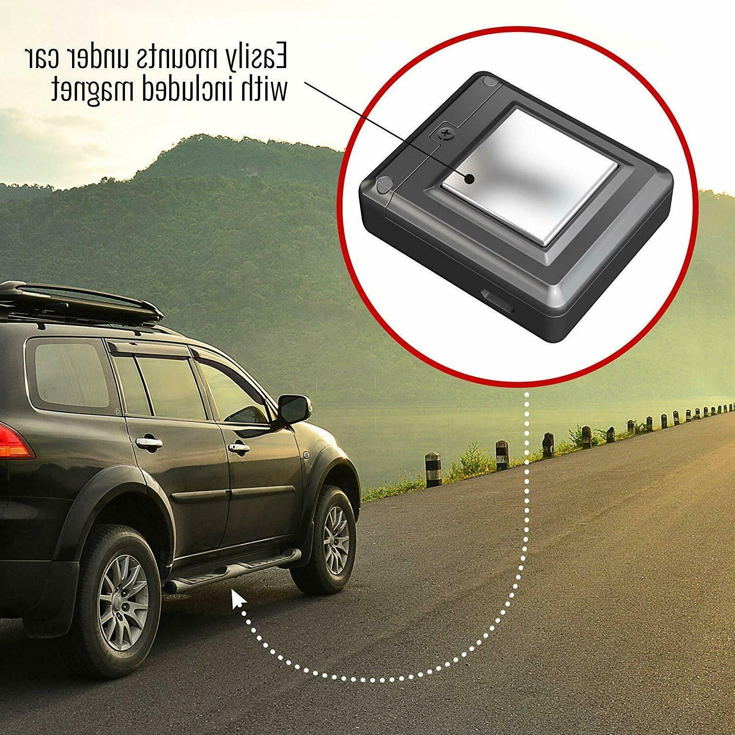 GPS time Spy Car device magnetic