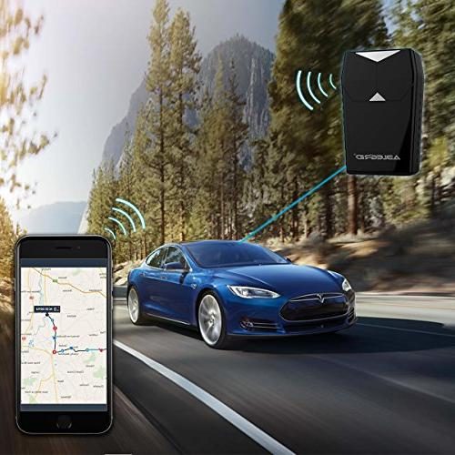 GPS Tracker for Vehicles,ABLEGRID GT001 Real Time Magnetic