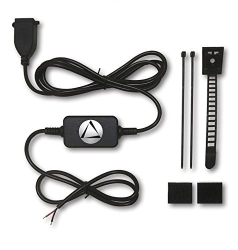 hardwire power adapter cable kit