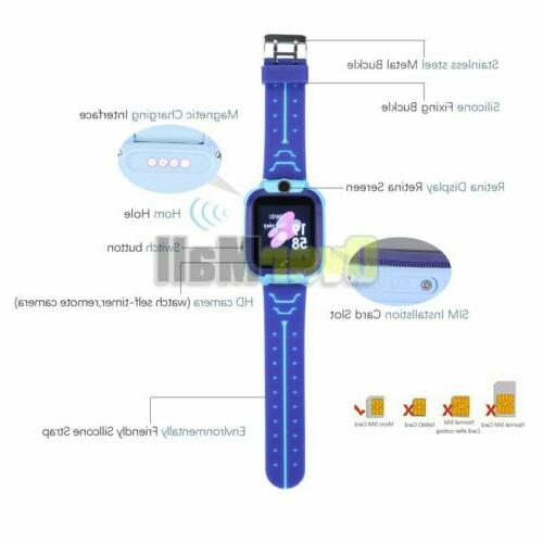 Kids Smart GPS Call For Android IOS