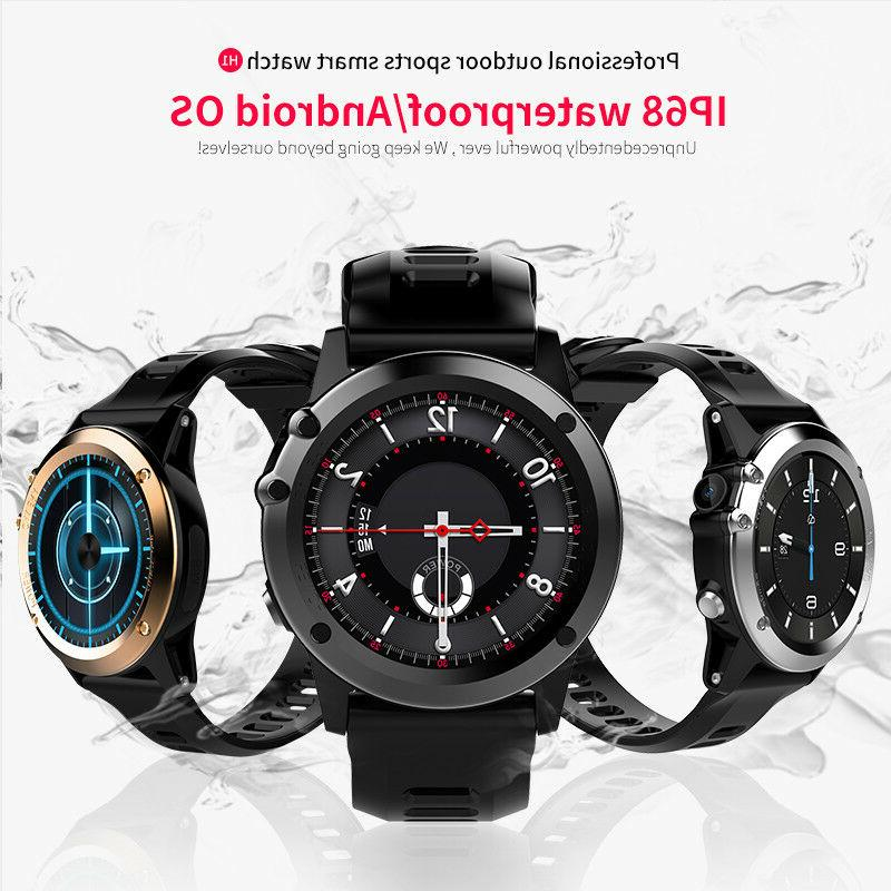 IP68 Waterproof GPS Heart