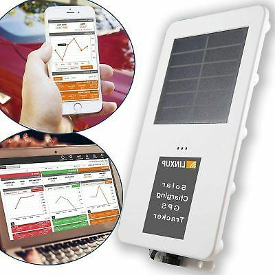 Linxup Solar Tracking Time Tracker Solar Tracker