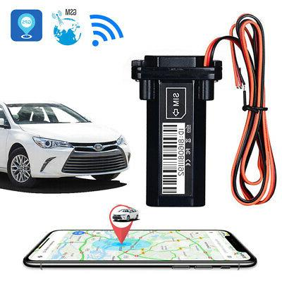 led dual usb car charger gps tracker