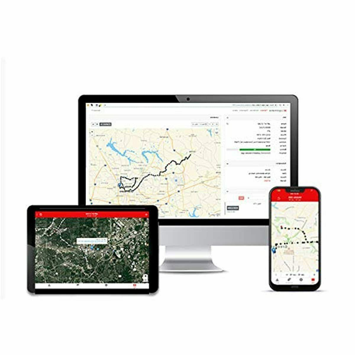 Logistimatics Mobile-200 Tracker with Audio Monitoring