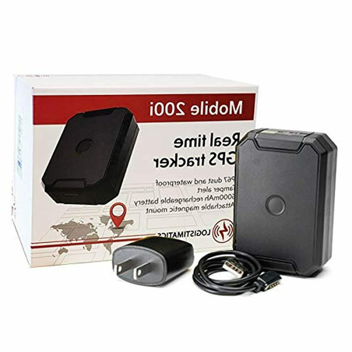 Logistimatics Mobile-200 Tracker with Audio