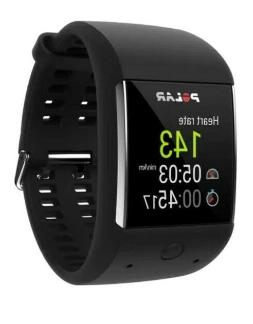 m600 gps smart watch and fitness tracker