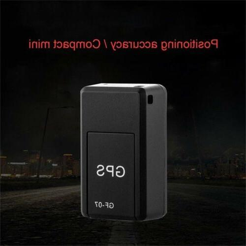 GF07 Magnetic GSM SPY Time Locator For