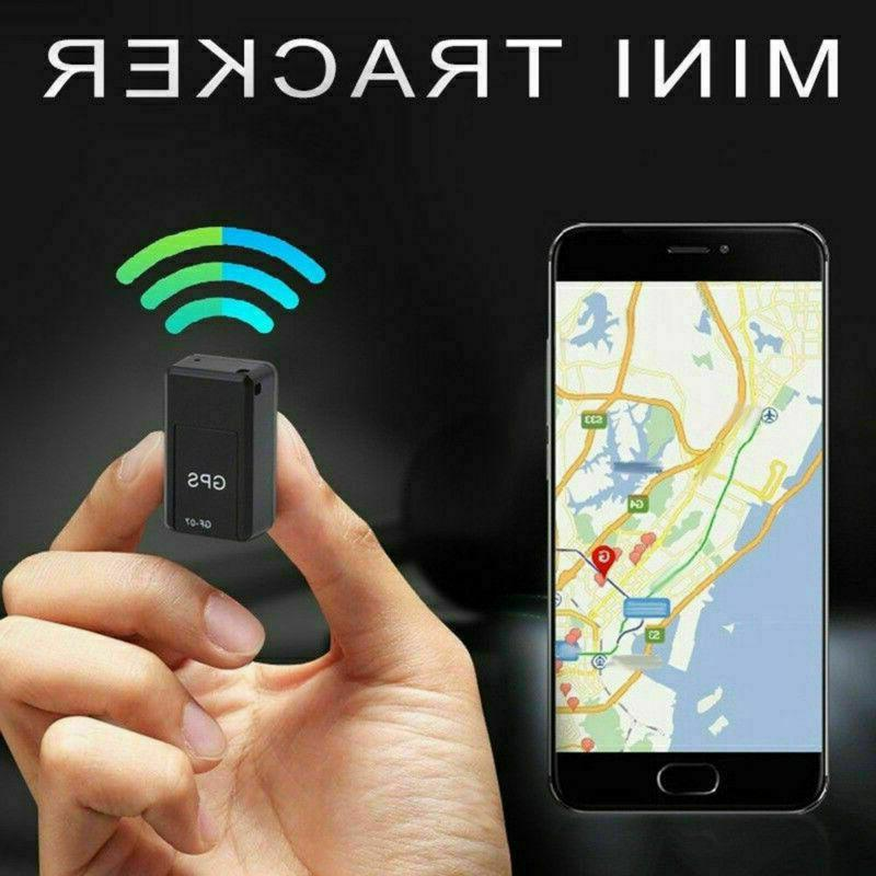 Magnetic Mini GPS Tracker Car Spy Real Time Tracking Device US