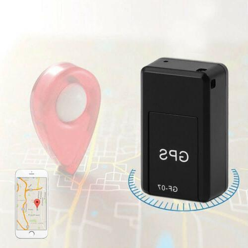 GF07 Mini GPS Time Locator Tracker Magnetic GSM/GPRS Tracking