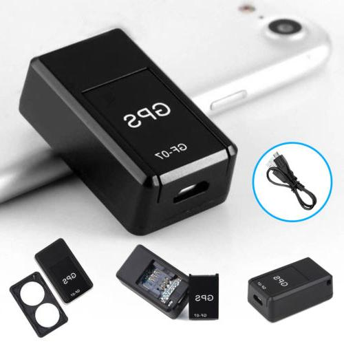 GF07 Time Magnetic GSM/GPRS Tracking