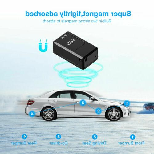Magnetic Real Time Device Car Spy GPRS US
