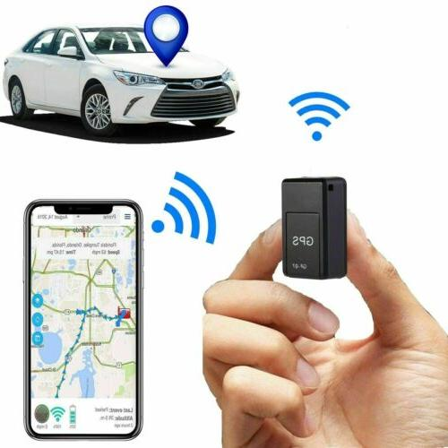 Magnetic Mini GPS Real Device Car GPRS US