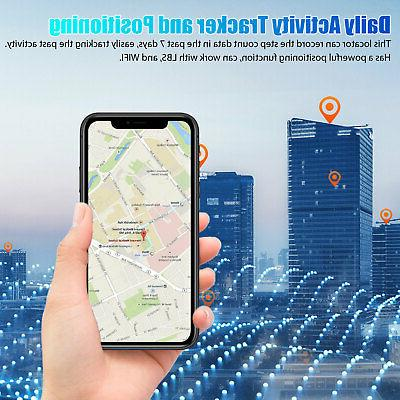 Magnetic Mini Real Time Vehicles Truck GPRS Device