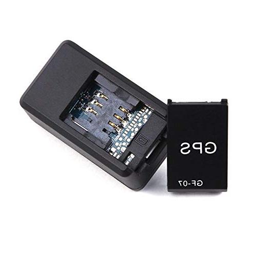 Macddy Mini Car GPS Tracker, Adsorption Device Voice Can Vehicle/Car/Person System