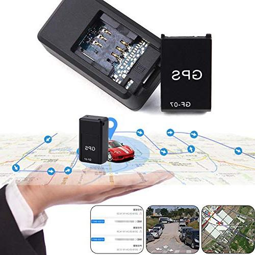 Tracker, GPS Locator Adsorption Voice Control Can Vehicle/Car/Person Location