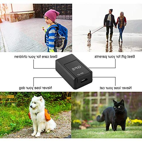XCSOURCE Mini GF-07 GSM/GPRS SMS Locator Magnetic Tracking Portable MA1883