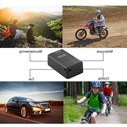 XCSOURCE Mini GSM/GPRS Tracker SMS Locator Magnetic SOS Tracking Anti-Lost Portable MA1883