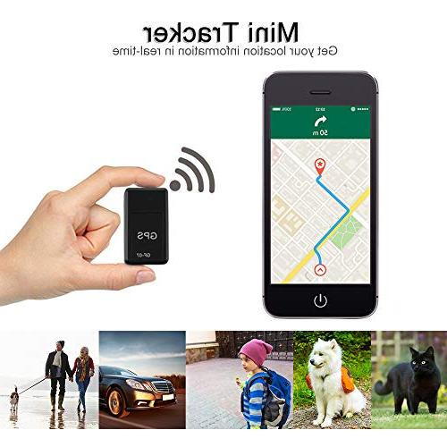 XCSOURCE Mini GSM/GPRS Vehicle Tracker Locator Magnetic Tracking Portable MA1883