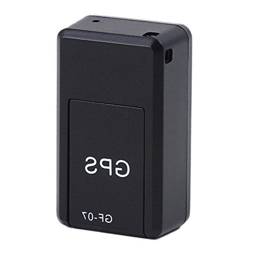 YOTHG Locator GF-07 GPS Magnetic SOS Device for Vehicle/Car/Person Location Tracker Locator System