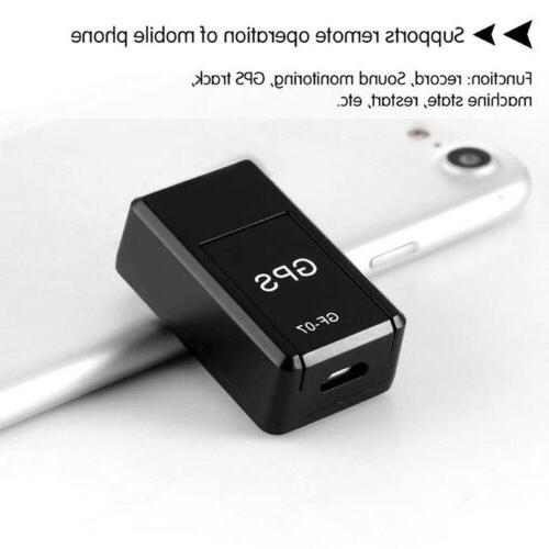 Mini GPS Tracker Anti-theft Strong Magnetic