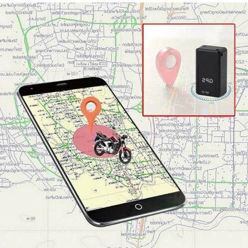 Mini GPS Tracker Device Strong RecorderL