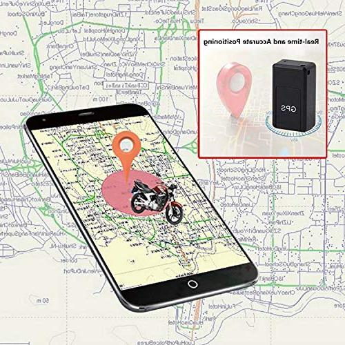 Mini Tracker for Vehicles Car Motorcycle Dog Locator Device