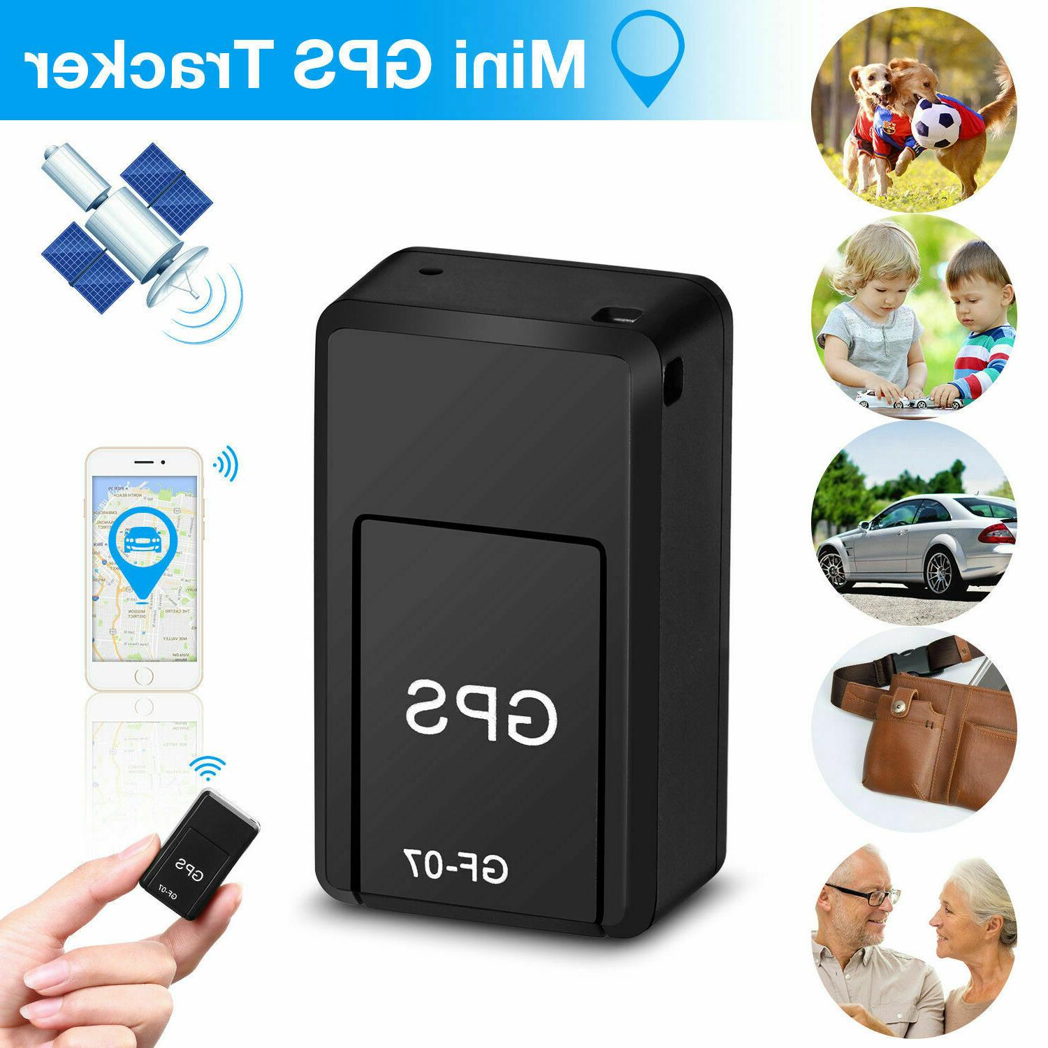 mini gps tracker real time car truck