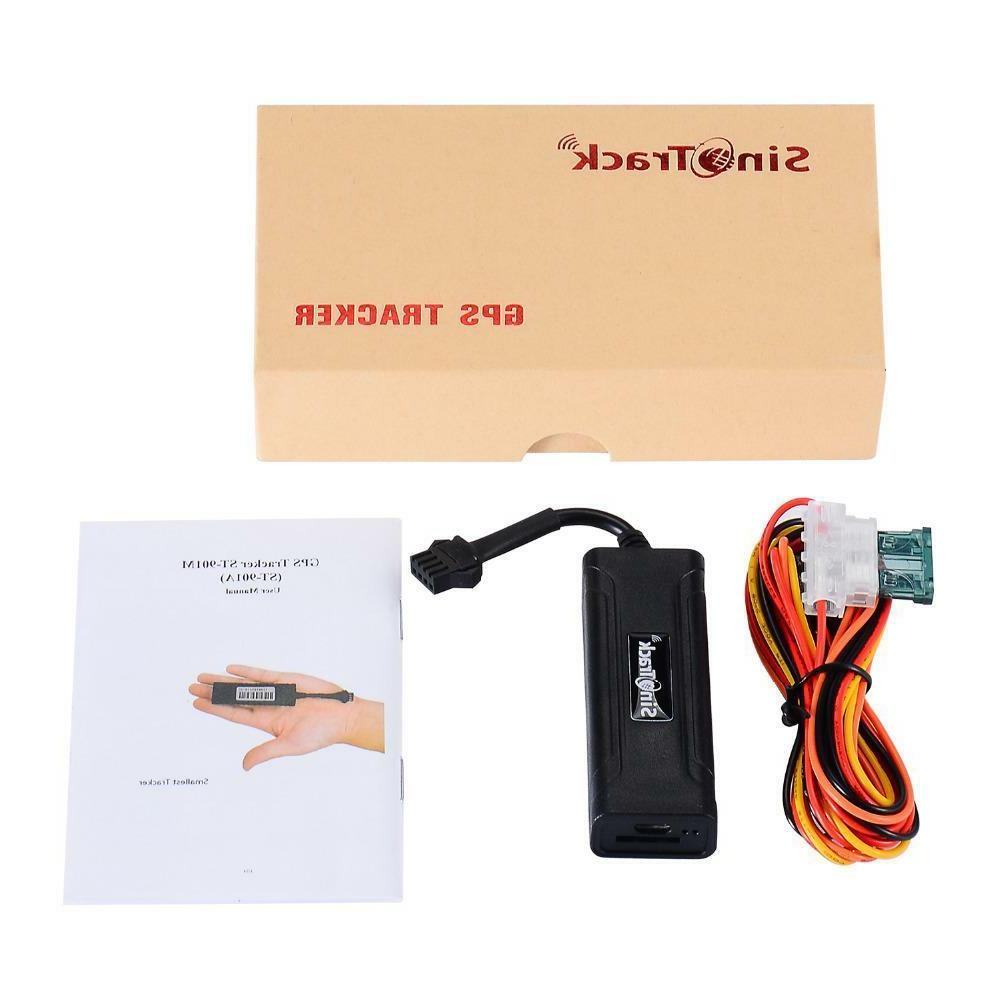 Mini Vehicle Device Car Motorcycle GSM