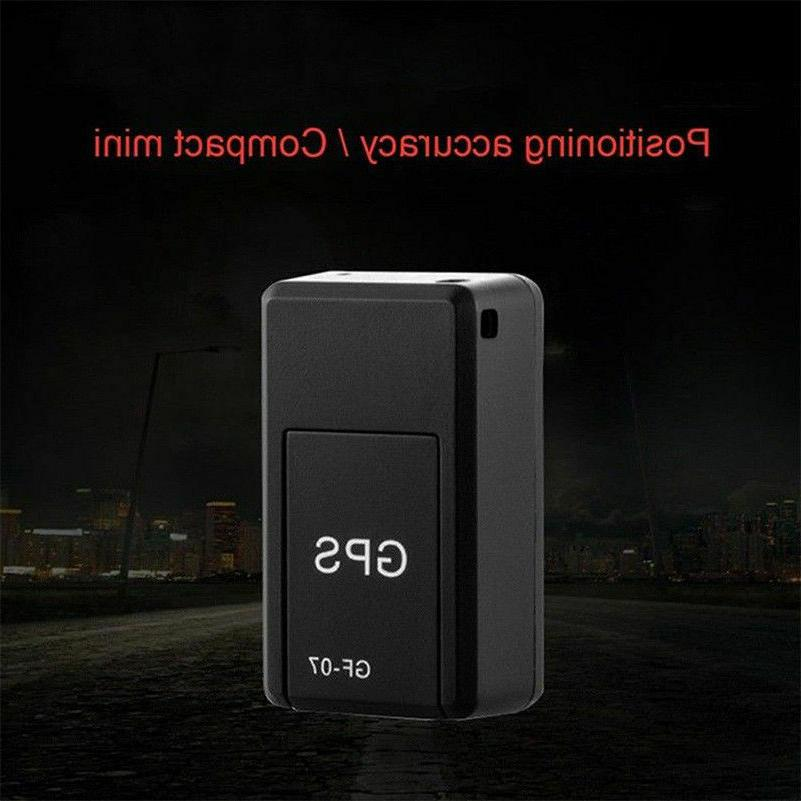 Magnetic Mini Car GSM GPRS Real Time Tracking Locator Device US