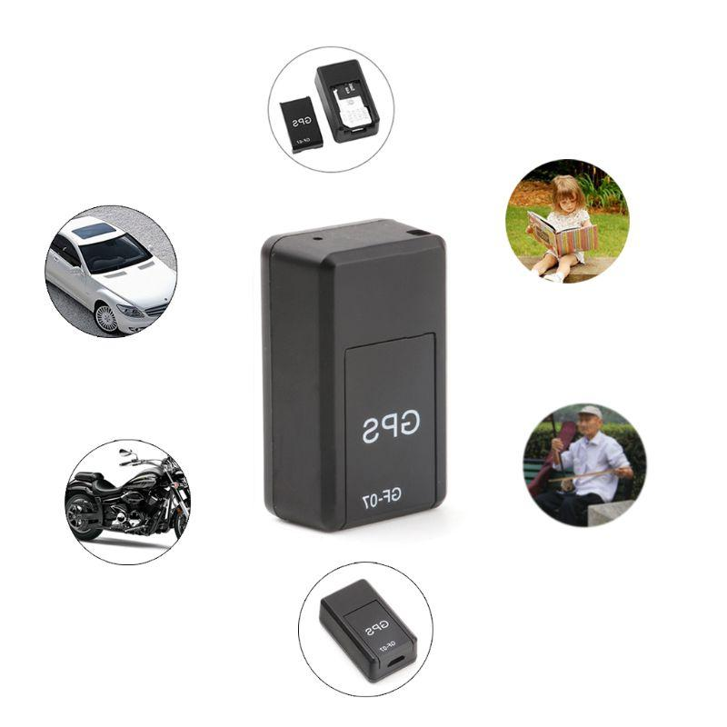 <font><b>GF</b></font>-<font><b>07</b></font> <font><b>Mini</b></font> Tracking Device Real-time Locator Magnetic Automobiles <font><b>GPS</b></font> <font><b>Trackers</b></font>