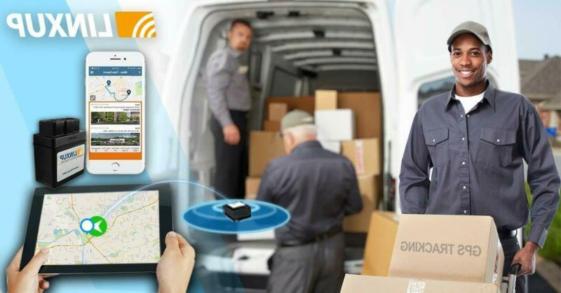 Linxup Obd With Gps Tracking, Car Device