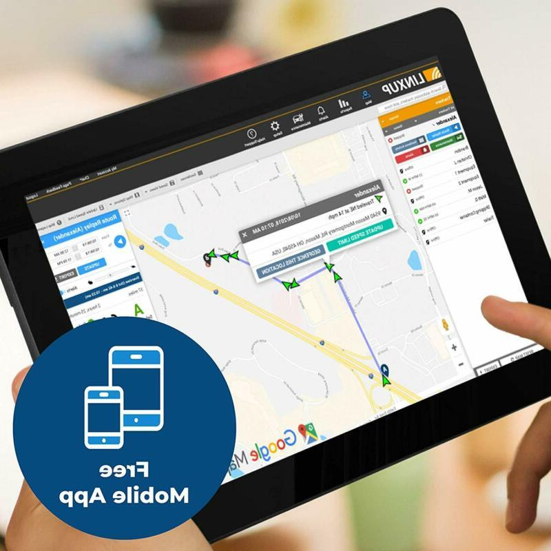 With Gps Tracking Device C