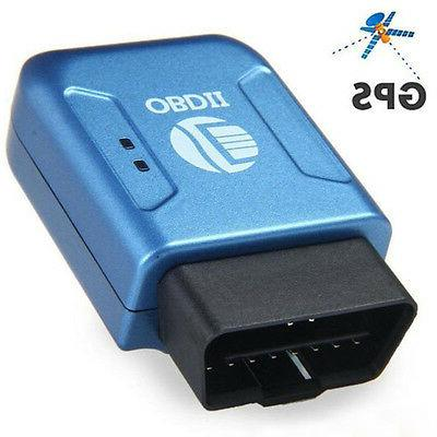 OBD Realtime Car Vehicle Tracking GSM Device