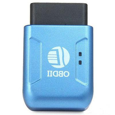 OBD II Realtime Truck Tracking GSM GPRS Device Spy