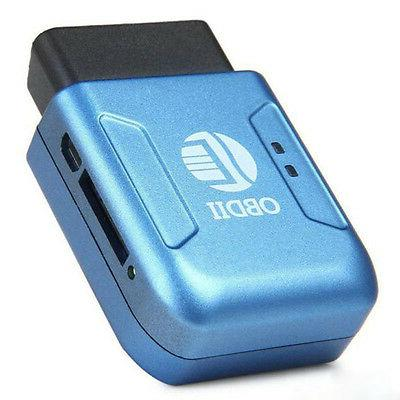 OBD GPS Realtime Car Tracking Device