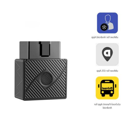 OBD2 GPS Real Time Vehicle OBD Locator US