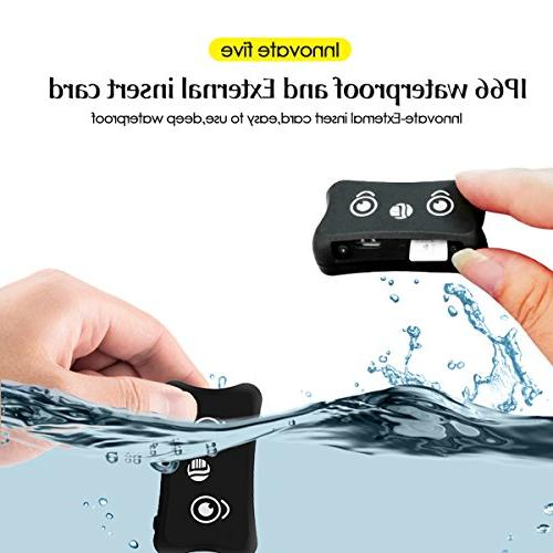 Pet GPS Dog Activity for Android/iPhone Waterproof Adjustable Dogs and