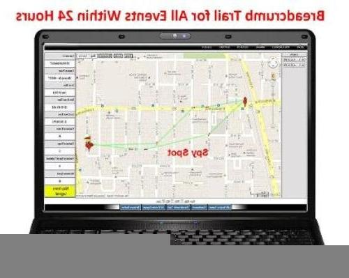 Spy Spot New 4G LTE GL300MA GPS Tracker with Time Large Extended Magnetic