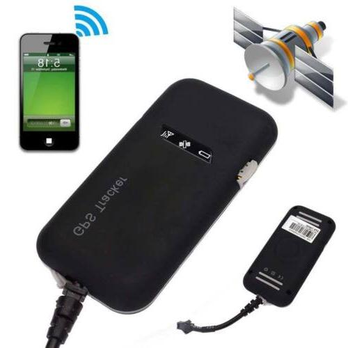 Real GSM for Vehicle Motorcycle Bike