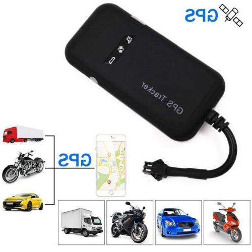 Real GSM for Motorcycle