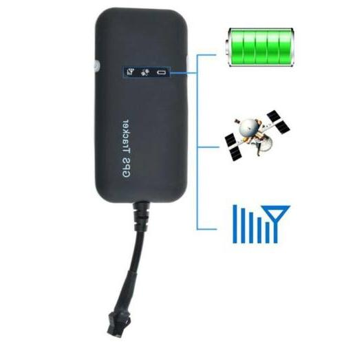 Real GPS GSM GPRS Tracking Device for Vehicle Bike
