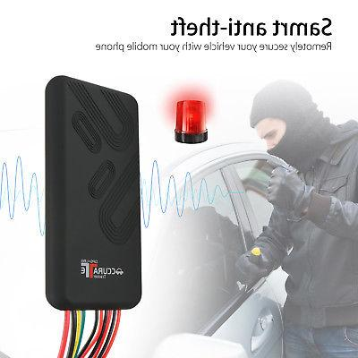 Real Time GSM Tracking for Car Vehicle Bike