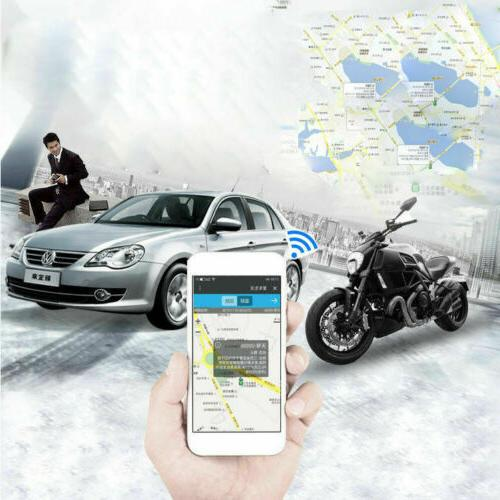 Realtime GPS GPRS Tracker Car/Vehicle/Motorcycle